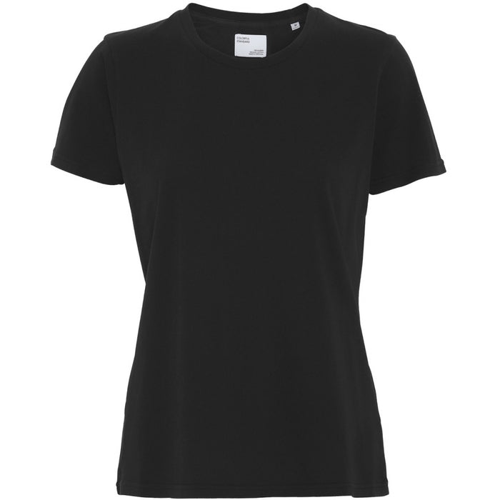 Classic Organic Women light Tee in black