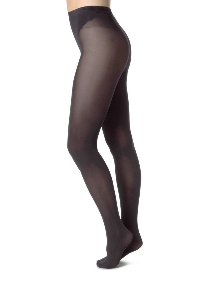 elin tights black 20DEN