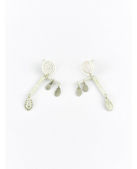 BOUCLES EQUILIBRE earrings