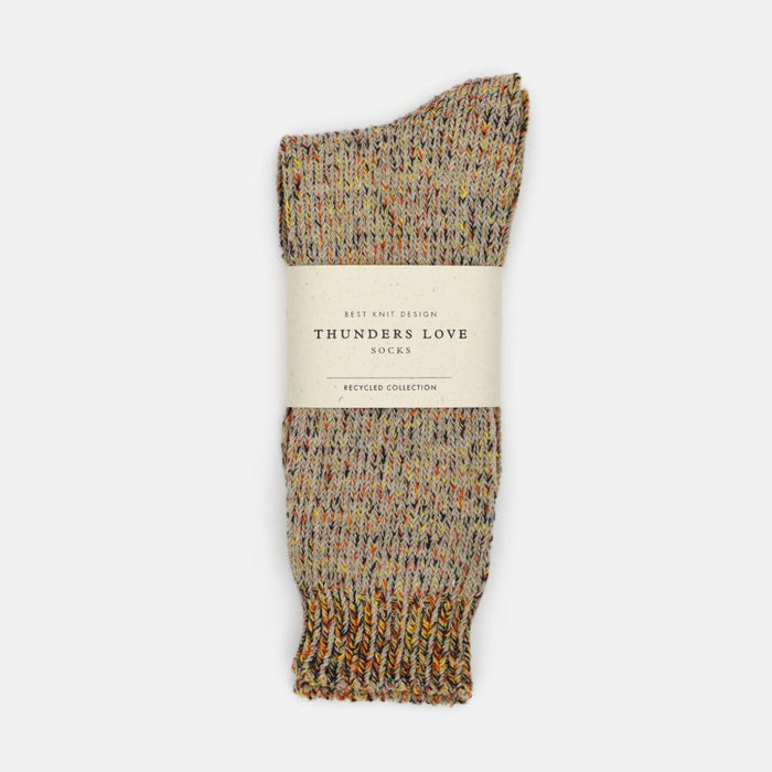 Recycled Collection True Camel socks