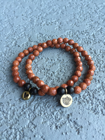 Farm Sanctuary Intention Bracelet