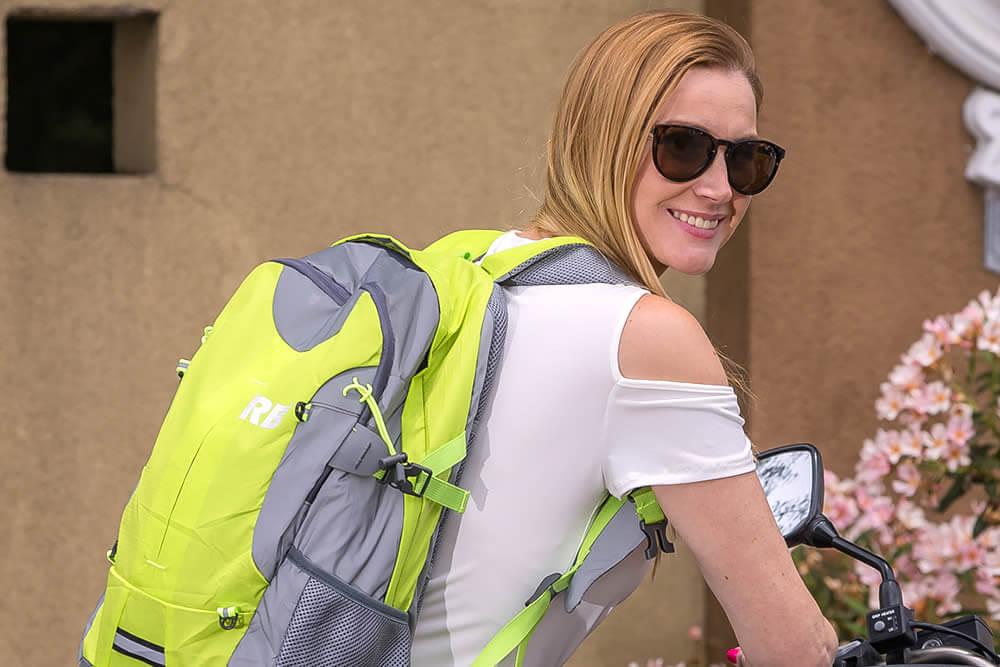 PRESS RELEASE: Riderbag™ Introduces Next-Generation Hi-Visibility Reflective Backpack For Bike Safety