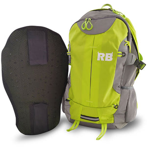 Rider Bag back and spine protector. Insert for motorcycle jacket.