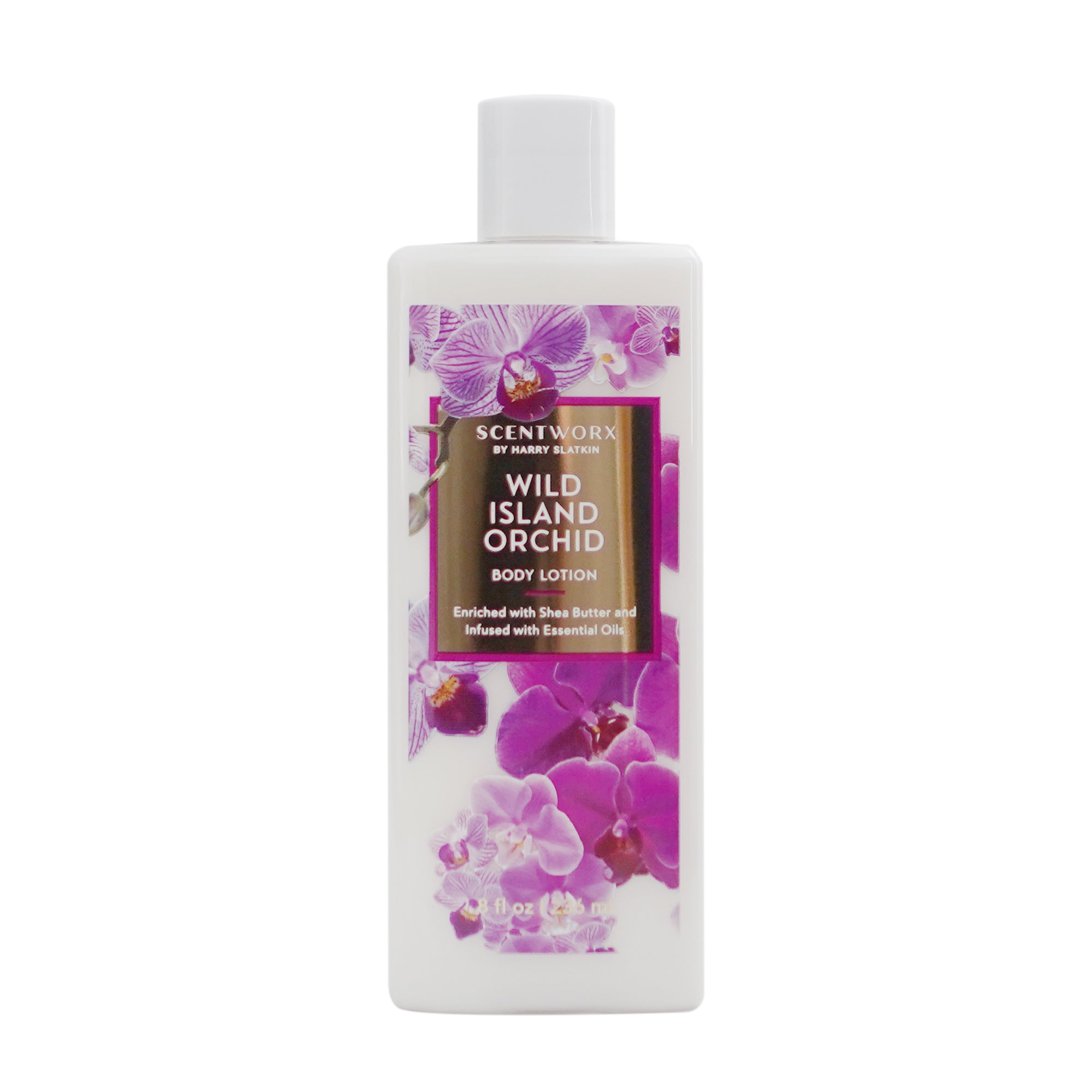 Wild Island Orchid Body Lotion