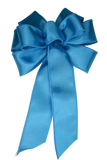 "Small 5-6"" Hand Made Turquoise Bow"