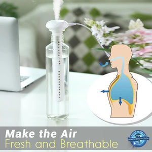 USB Breath Fresh Air Purifier
