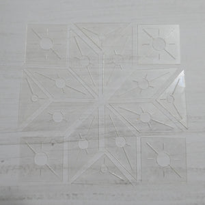 Eppiflex 8 Pointed Star Kit