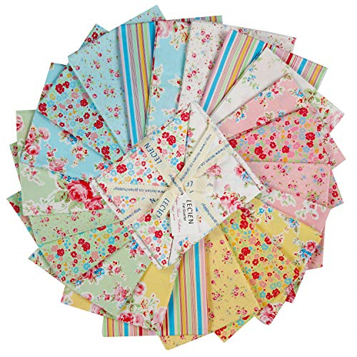 Antique Flower Pastel Fat Quarter Pack