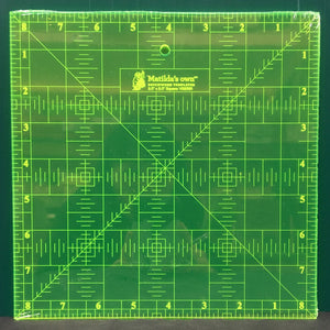 Patchwork Rulers - Square