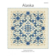 Load image into Gallery viewer, Alaska Quilt Pattern