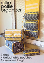 Load image into Gallery viewer, Rollie Pollie Organizer Pattern