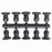 Antelco Goof Plugs (rack of 10)