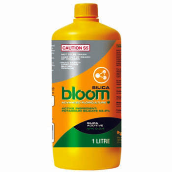 Plant Nutrients - Bloom Yellow Bottle