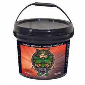 nutri plus dagda bloom 4 kg
