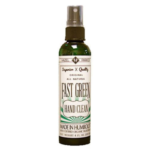 Fast Green Hand Clean Spray 4oz