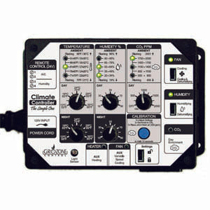 Grozone SCC1 Climate Controller