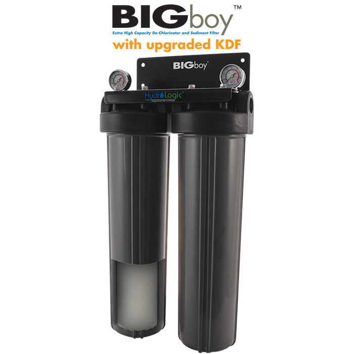 Hydrologic BIGboy™ Dechlorinator & Sediment Filter