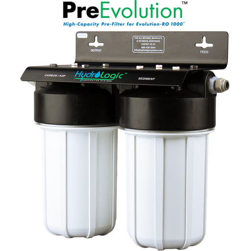 Hydrologic PreEvolution™ Pre-Filter for Evolution - High Capacity