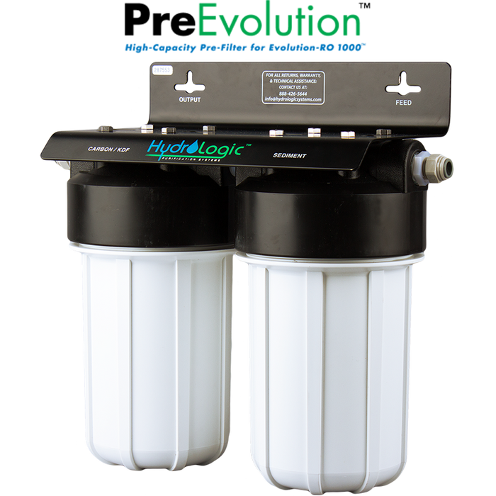 Hydrologic PreEvolution Pre-Filter for Evolution - High Capacity