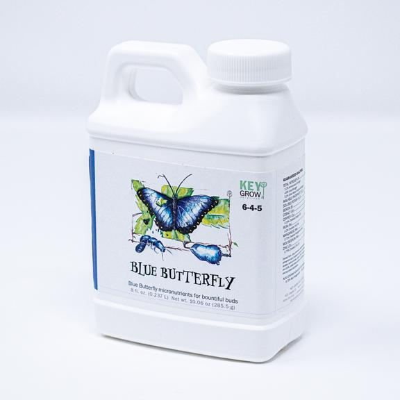 Key Grow Solutions Blue Butterfly - Micronutrients & Amino Acids