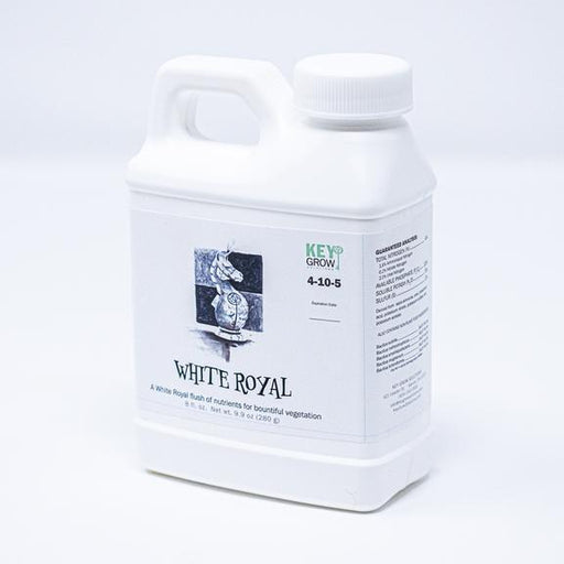 Key Grow Solutions White Royal - Vegetative Growth Base