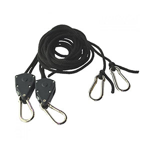 Black Dog LED Heavy Duty Racheting Light Hanger