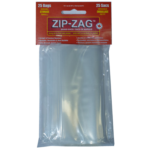 Zip Zag Bag Small Smell Proof Bag - Sandwich