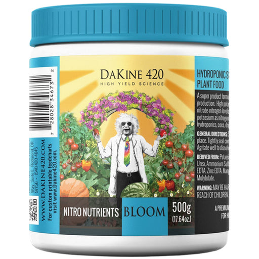 nitro nutrients bloom 500 g