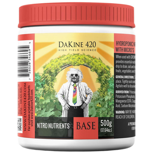 nitro nutrients base 500 g