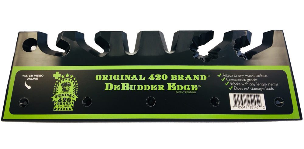 debudder edge