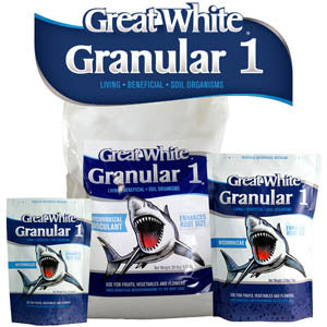 great white granular 1 4 oz