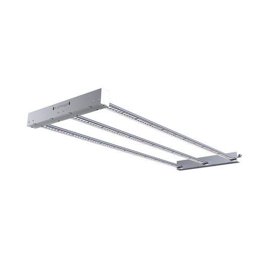 ILUMINAR LED - iLi3 2.6 240W 120-277V 3-Rail Box-Style LED (Perfect Low-Clearance Rack Lighting)