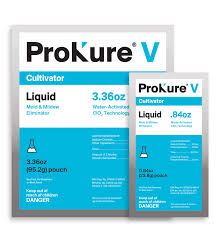 Prokure V 3.36 oz - Liquid Disinfectant - Makes 20 Gallons (3.36 oz packet)