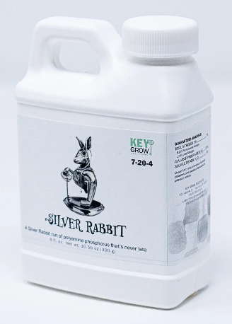 Key Grow Solutions Silver Rabbit - Polyamine Phosphorus for Nutrient uptake