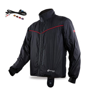 Load image into Gallery viewer, Motorcycle Heated Jacket Liner - 3.5 AMP