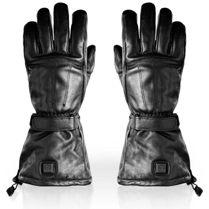 Cruiser Hybrid Motorcycle Heated Gloves - Portable Battery Compatible