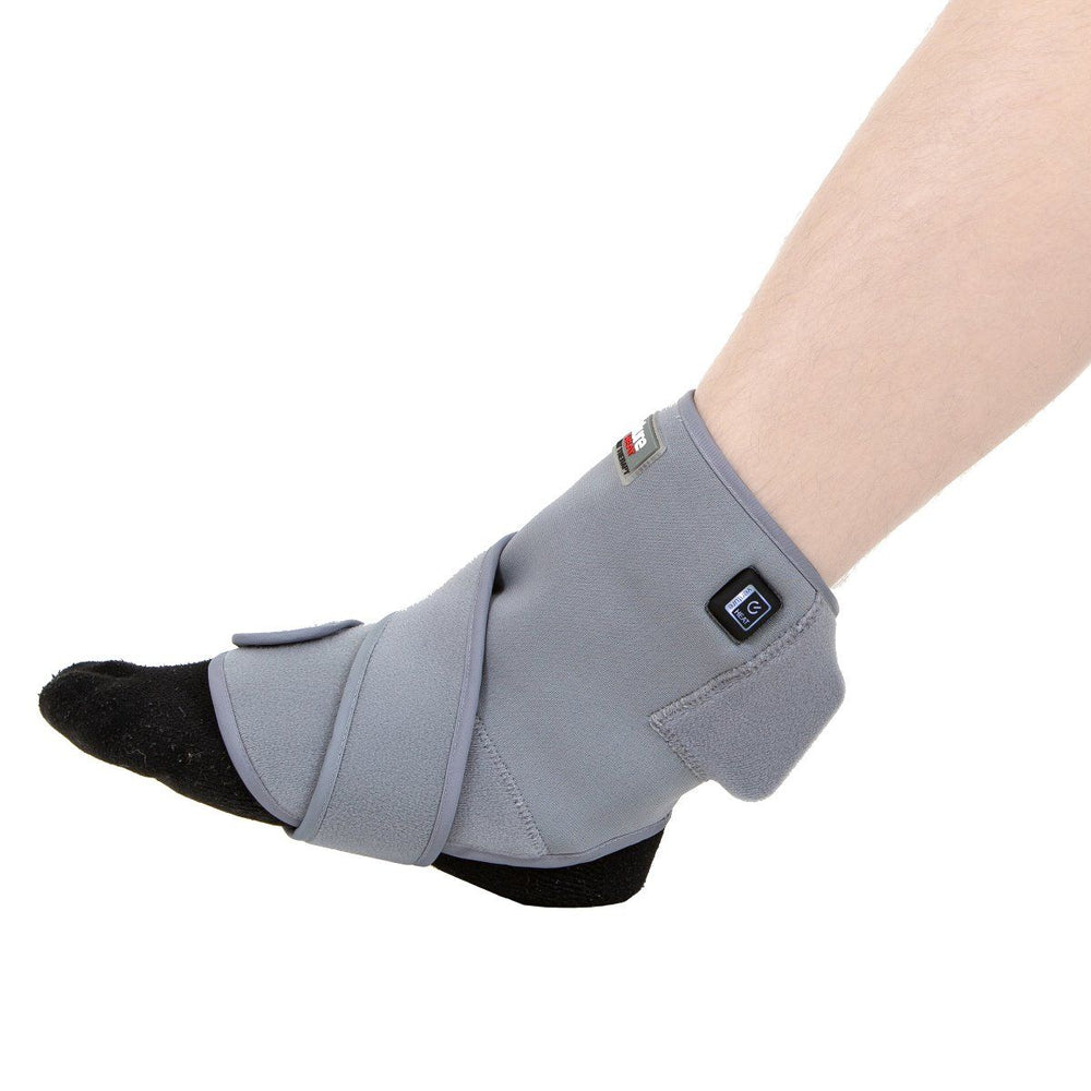 Load image into Gallery viewer, Infrared Heat Therapy Pain Relief Ankle Wrap