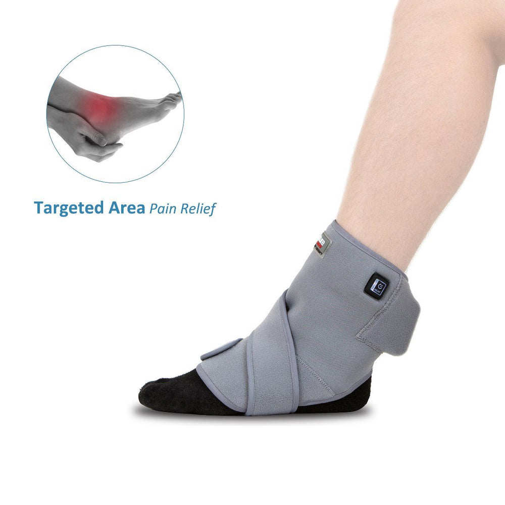 Infrared Heat Therapy Pain Relief Ankle Wrap