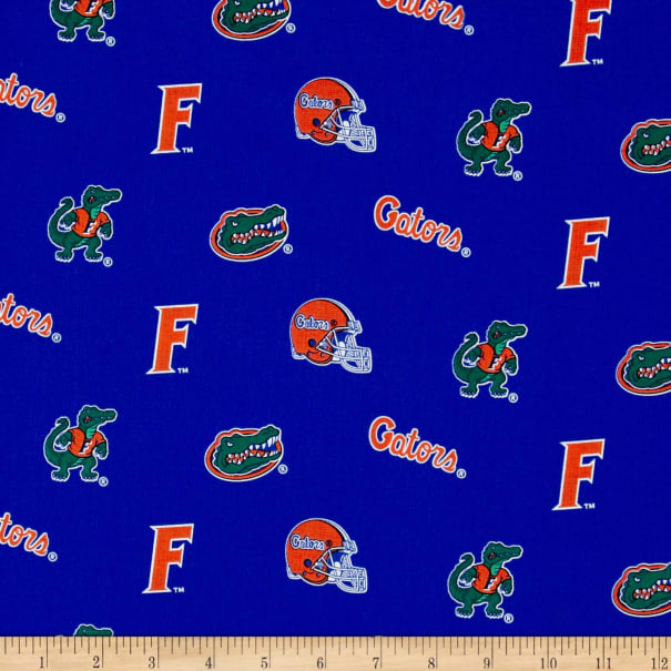 NCAA Florida Gators Cotton