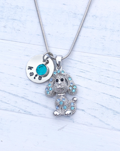 Load image into Gallery viewer, Dog Gifts | Dog Necklace for Women | Personalized Necklace | Christmas gifts for mom | Christmas gifts for women | Christmas gift for her