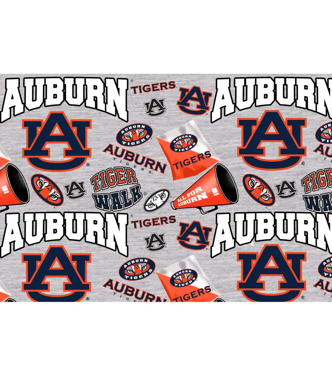 Auburn University Tigers Cotton Collegiate Mascot