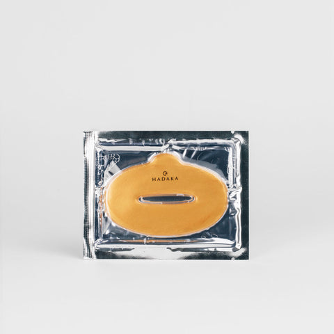 Hadaka 24KT Gold Lip Masks - THORNHILL SKIN CLINIC