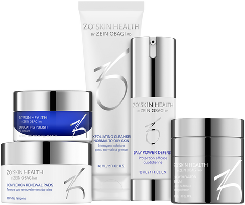 ZO SKIN HEALTH ANTI-AGING PROGRAM THORNHILL SKIN CLINIC TORONTO