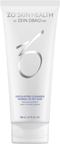 ZO SKIN HEALTH EXFOLIATING CLEANSER - THORNHILL SKIN CLINIC