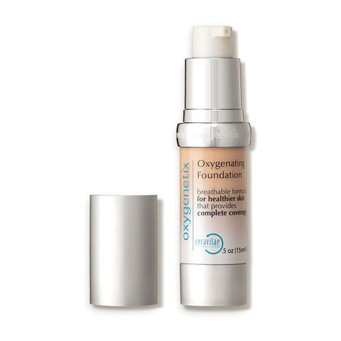 OXYGENETIX OXYGENATING FOUNDATION THORNHILL SKIN CLINIC TORONTO
