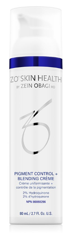 ZO SKIN HEALTH PIGMENT CONTROL + BLENDING CREME 2% HYDROQUINONE - THORNHILL SKIN CLINIC