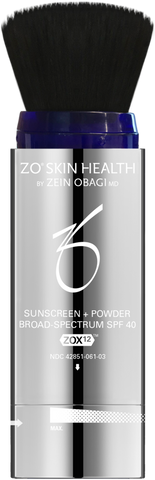 ZO SKIN HEALTH SUNSCREEN + POWDER BROAD-SPECTRUM SPF 40 - THORNHILL SKIN CLINIC