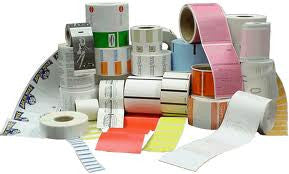 THERMAL & DIRECT THERMAL LABELS, RIBBONS & TAGS