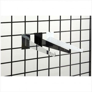 Gridwall Shelf Brackets