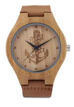 Load image into Gallery viewer, James Wood Watch -Brown